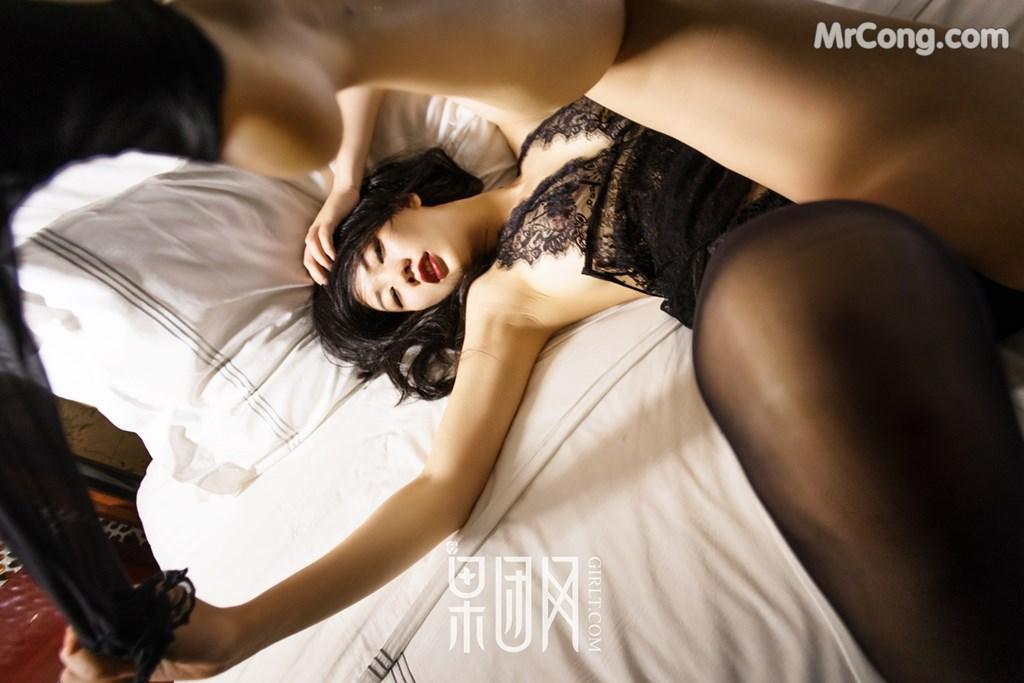 Image GIRLT-No.071-EMILY-MrCong.com-020 in post GIRLT No.071: Người mẫu EMILY (54 ảnh)