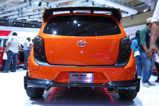 modifikasi toyota agya indonesia