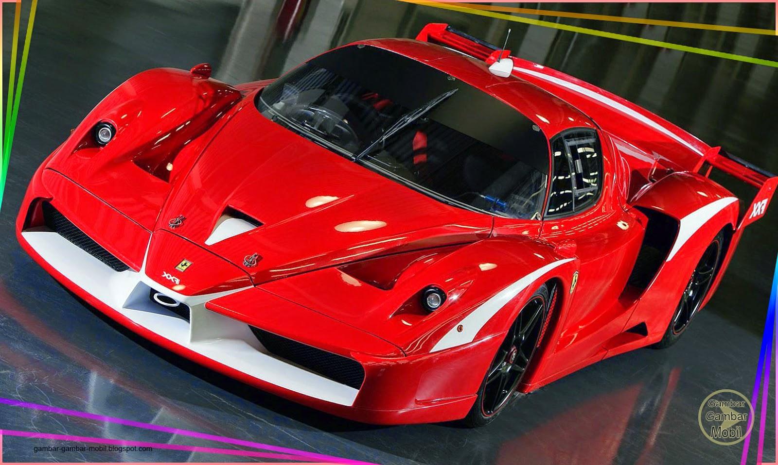 Mobil Ferrari: Gambar Mobil Ferrari