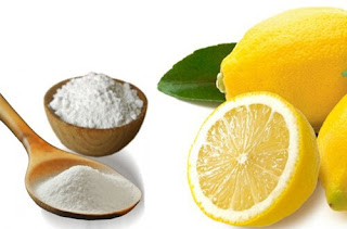 Baking Soda With Lemon