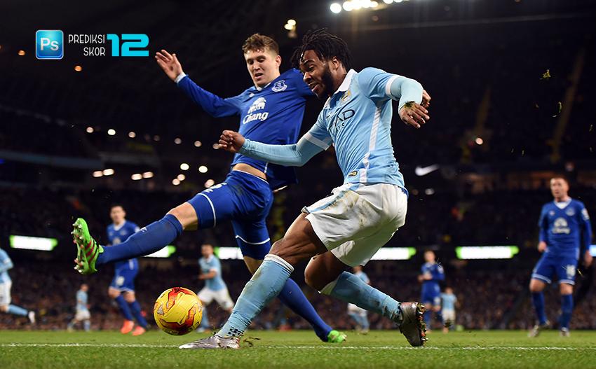 Prediksi Skor Manchester City vs Everton 15 Oktober 2016