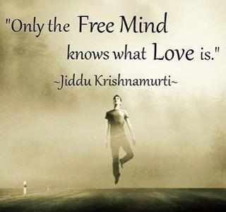 JIDDU KRISHNAMURTI ON LOVE PDF