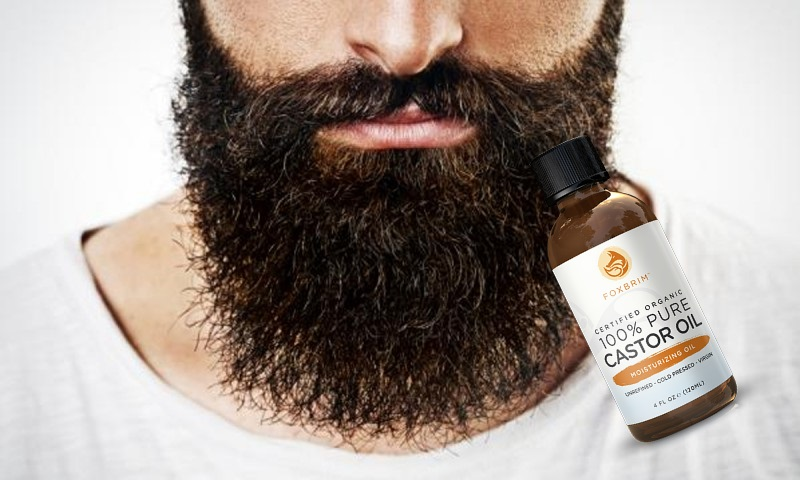 Castor Oil Promotes Beard Growth Best 2017