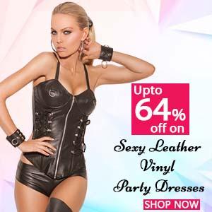 Leather Vinyl Clubwear