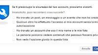 Account Facebook rubato o compromesso, come risolvere