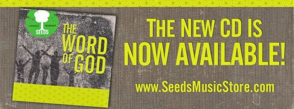 Winner of the New SEEDS Family Worship Album {The Unlikely Homeschool}