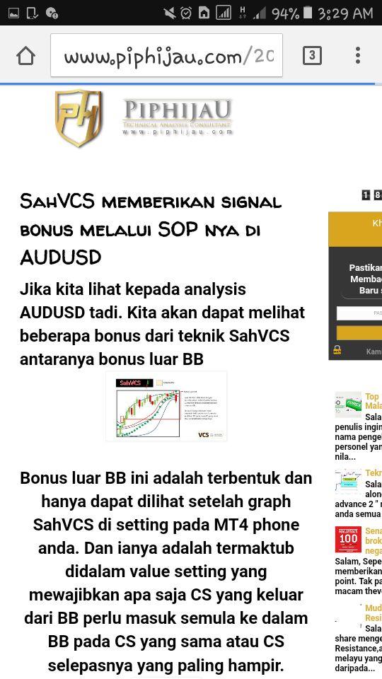 SahVCS membuat post-mortem melalui bonus luar BB di GJ