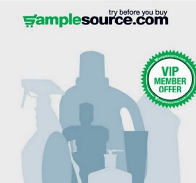 Samplesource VIP Member Sample Offers