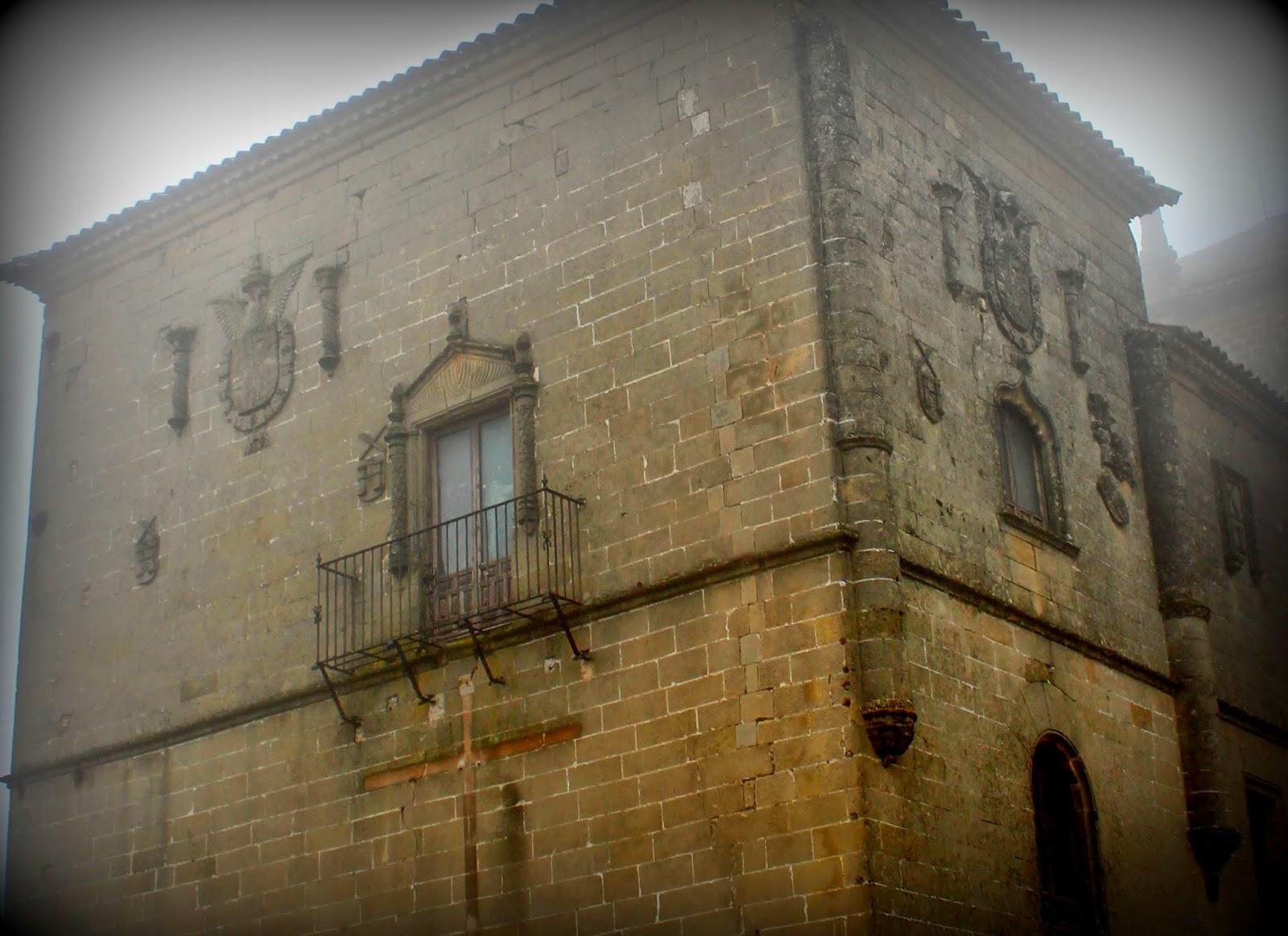 Casas Consistoriales Altas en Baeza