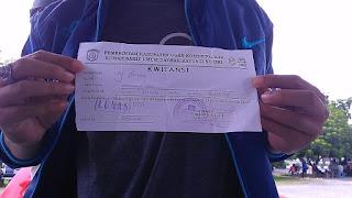 """Tarif Kantong Darah di RSUD Kayuagung """"Selangit"""""""