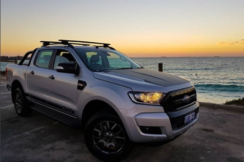 Ford ranger review image spec