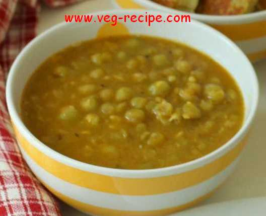 Ragda Recipe | White Peas Curry | Bengali Ghughni Recipe