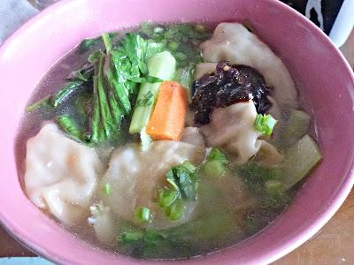 Tertunailah Hasrat Di Hati: Resepi Dumpling Daging