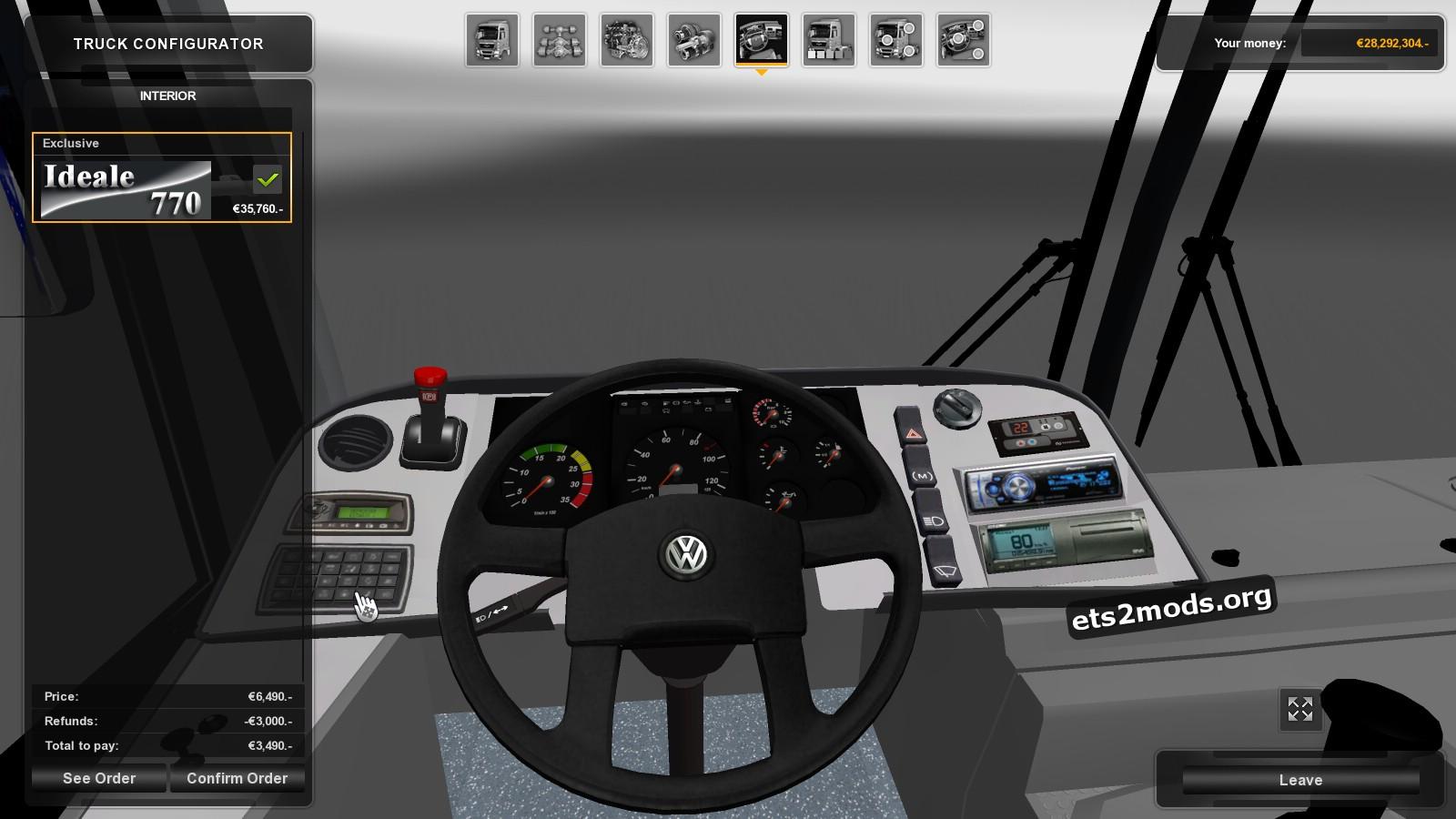 Bus - Volkswagen