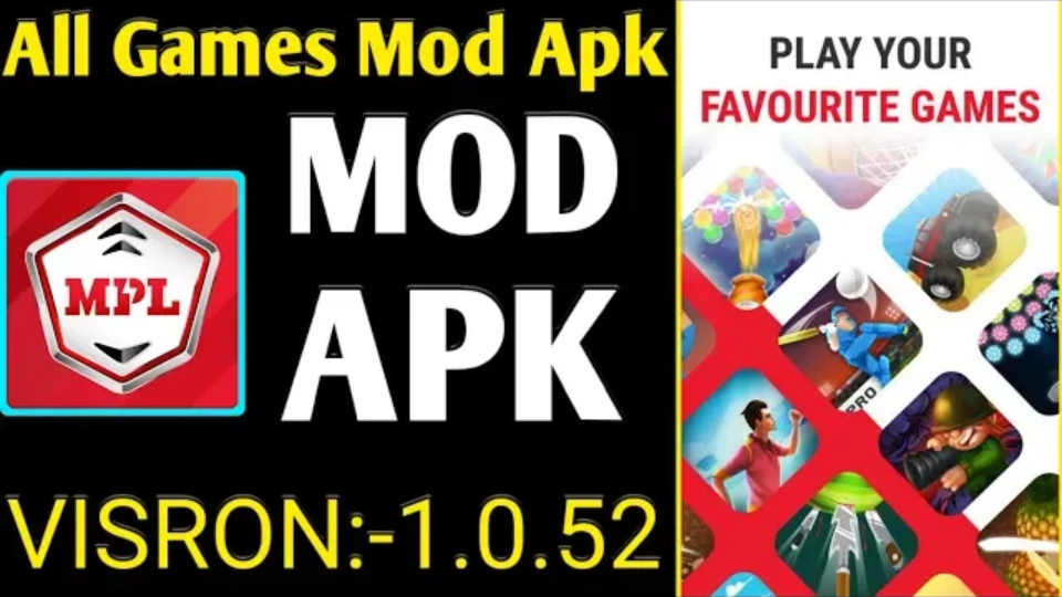 MPL Pro mod apk earn upto ₹50,000 Paytm Cash // make money online