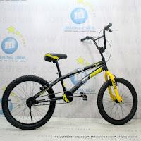Sepeda BMX Element Format Clip 20 Inci