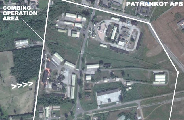 Possible GEOINT Analysis