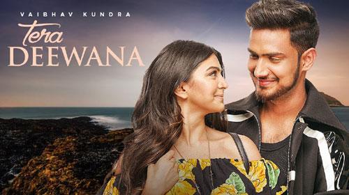 Tera Deewana Lyrics - Vaibhav Kundra