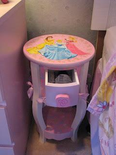 Kids Bedroom For Sale For Sale Disney Princess End Table