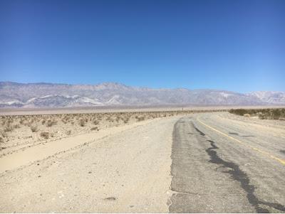 Roadtrip USA - on the road again - Death Valley