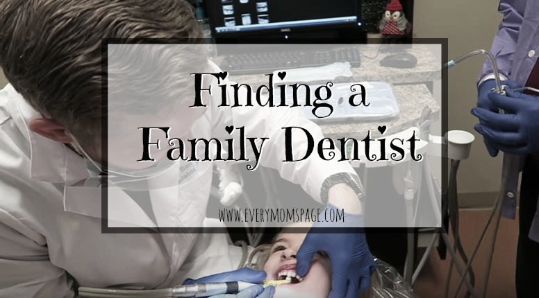 Finding a Family Dentist