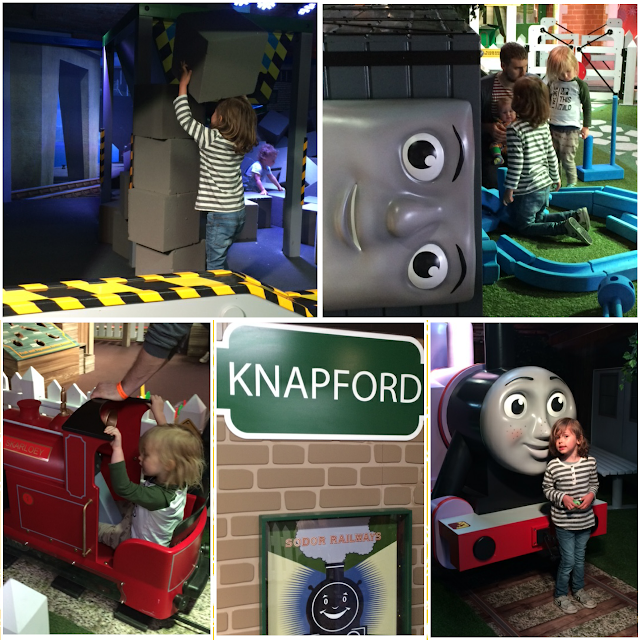 Mattel play Liverpool,  Thomas zone collage