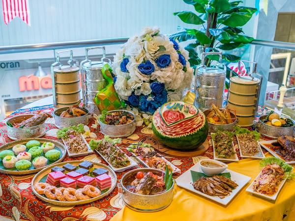 Selera Umi Bersama Tarian Tradisional @ Umi Restaurant, The TOP Penang