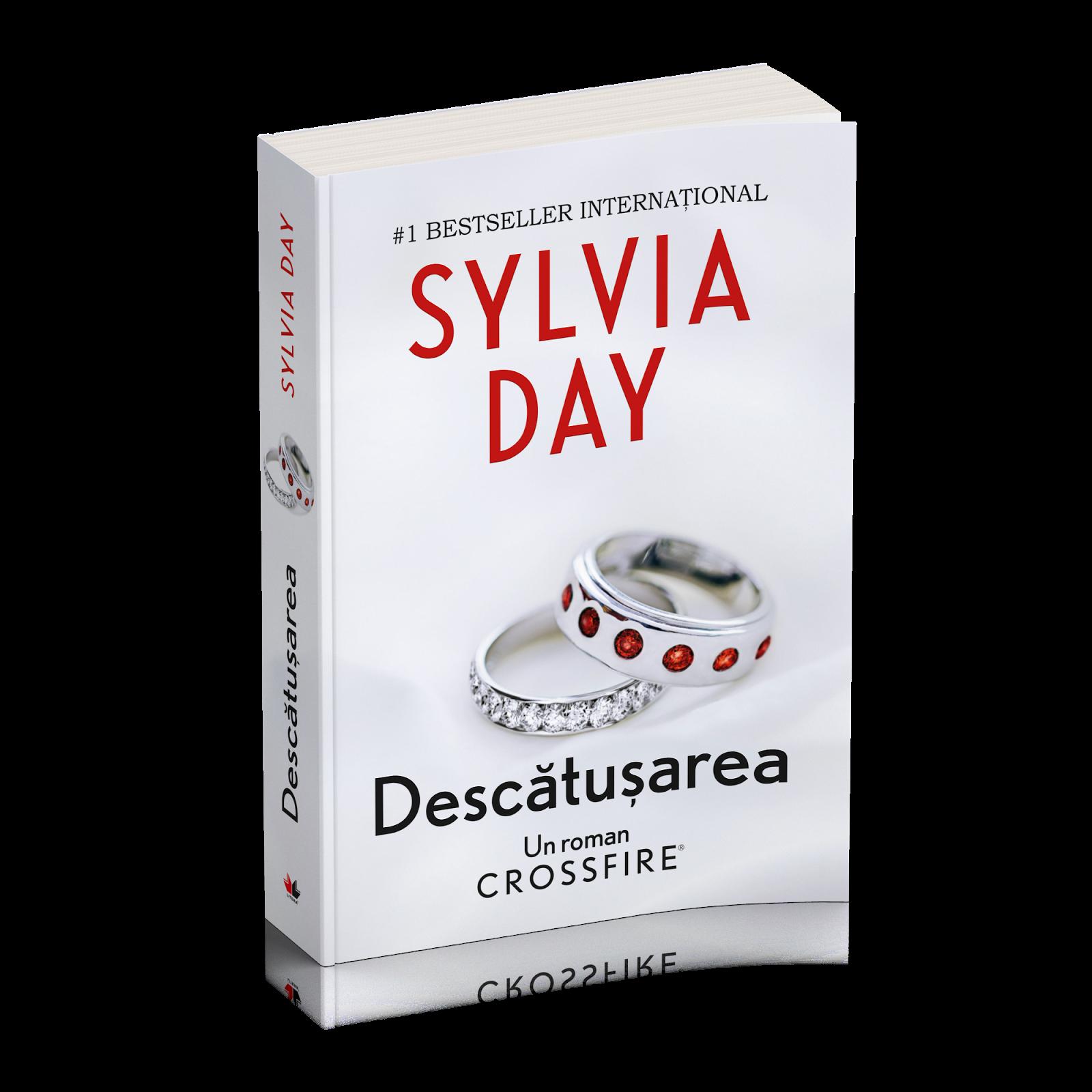 Seria Crossfire a ajuns la final Descatusarea de Sylvia Day