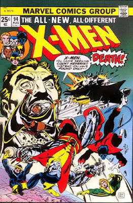 X-Men #94, Count Nefaria