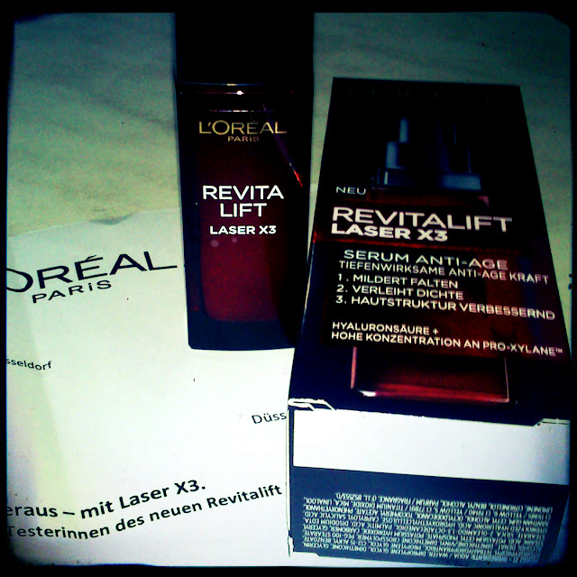 L´Oréal Paris Revitalift Laser X3 Product Review