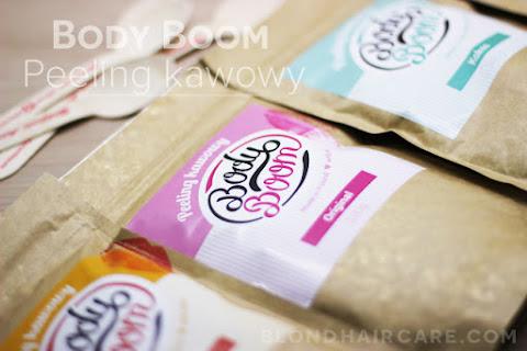 Peeling kawowy Body Boom - czy warto go kupić? Moja opinia - czytaj dalej »