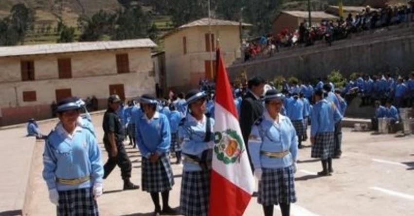 Labores escolares se reiniciarán este lunes 18 en colegios de Huarochirí, informó la UGEL 15