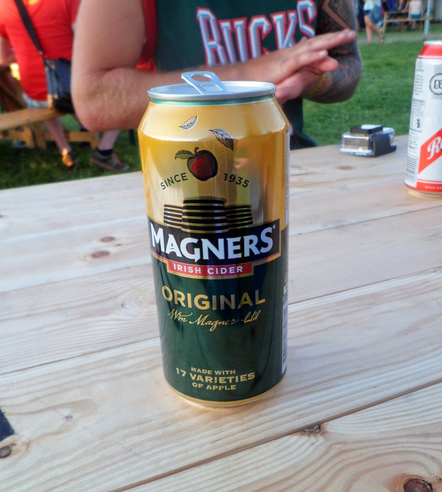 can of magners cider
