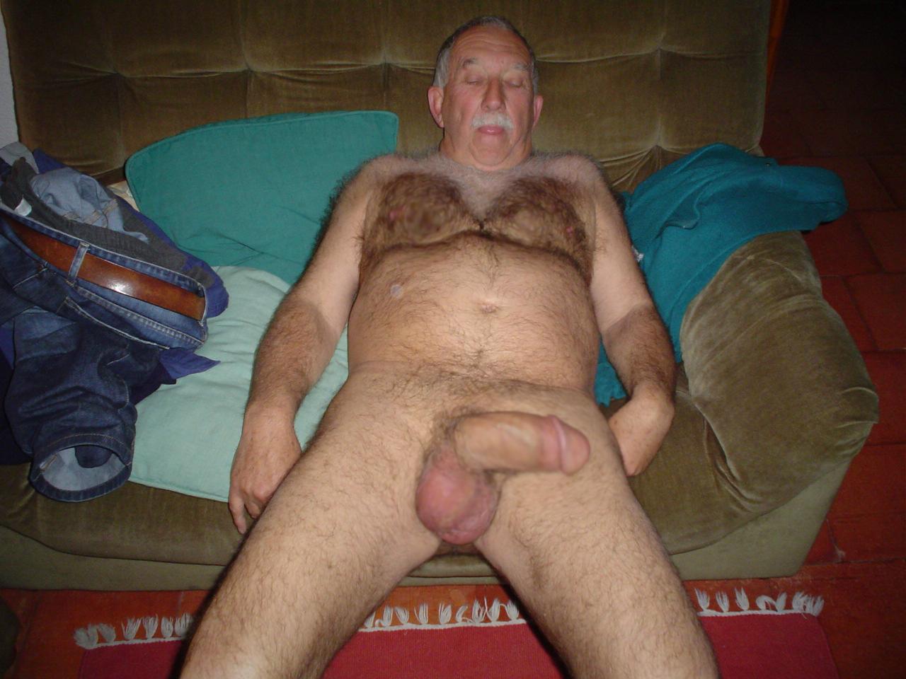 Old men big dicks