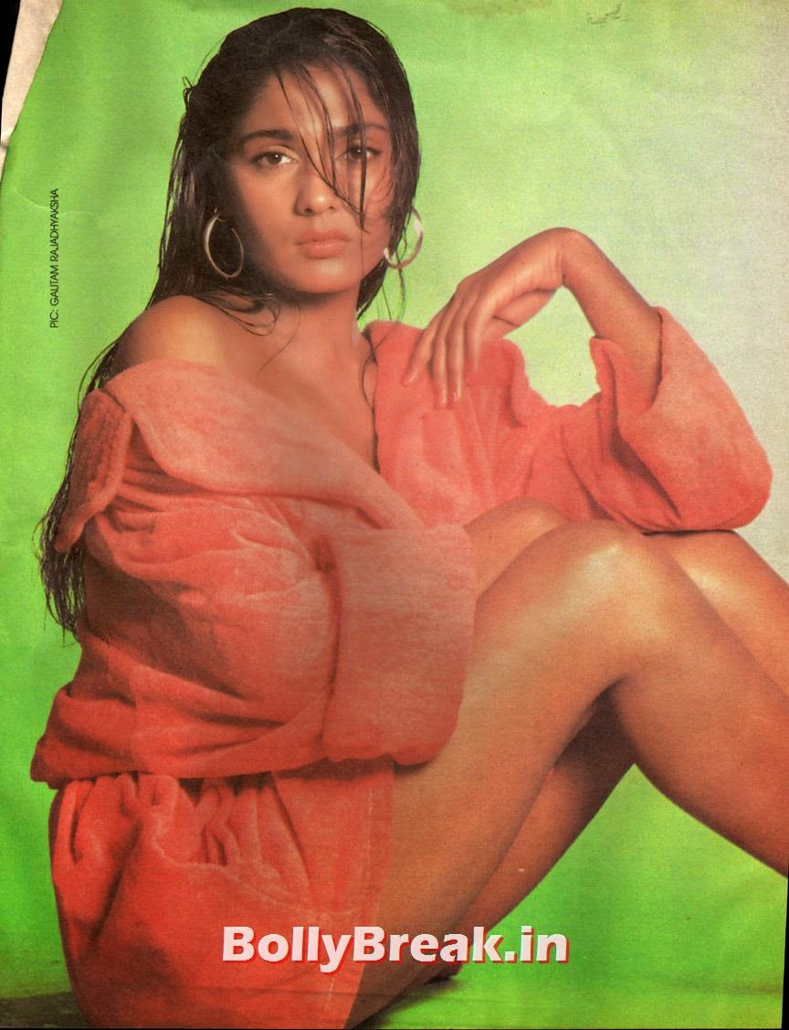 Anu Aggarwal Without Clothes Photo in Bathrobe, Anu Aggarwal Hot Photos, Aashiqui Movie Actress Bikini Pics