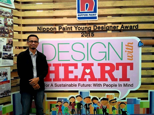 Khir Khalid : Anugerah Pereka Muda Ke-8, Nippon Paint