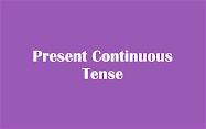 Pengertian, Fungsi dan Contoh Present Continuous Tense
