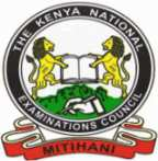 KCSE EXAMINATION TIMETABLE 2016
