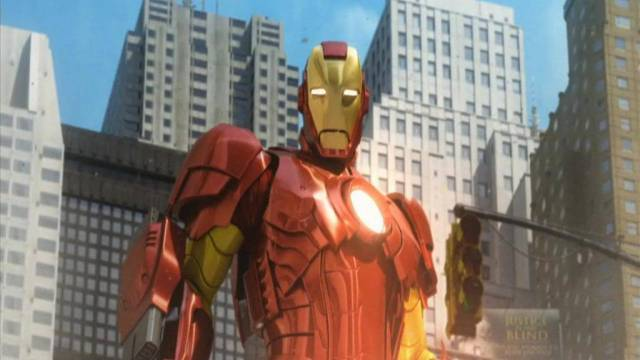 Download Iron Man PC Games