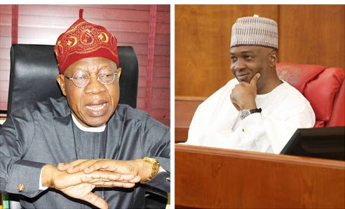 APC's Problems Began With Saraki's Coup As Senate President – Lai Mohammed