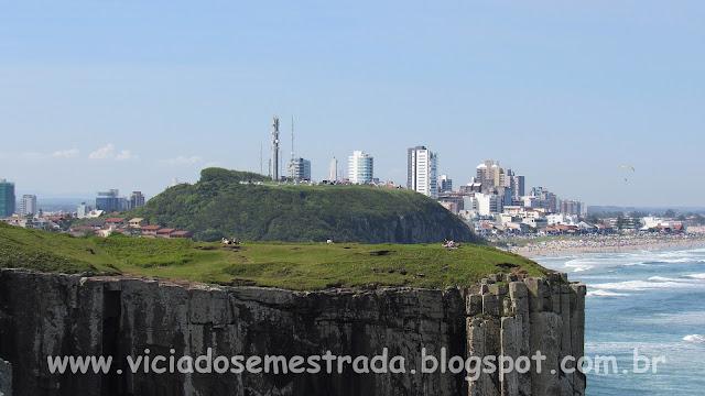 Vista do Morro do Farol