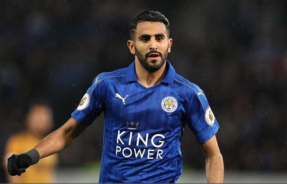 Arsenal to make bid for Leicester City star Riyad Mahrez