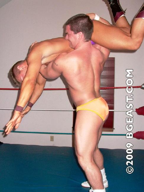 Braden charron wrestling
