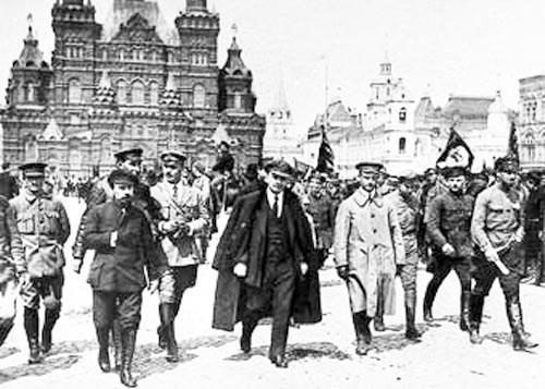 Cem anos da Revolução Russa