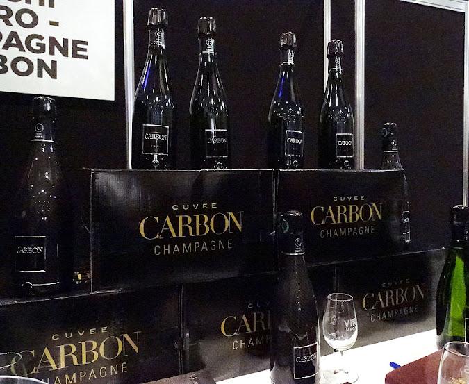 Champagne Cuvée Carbon Brut