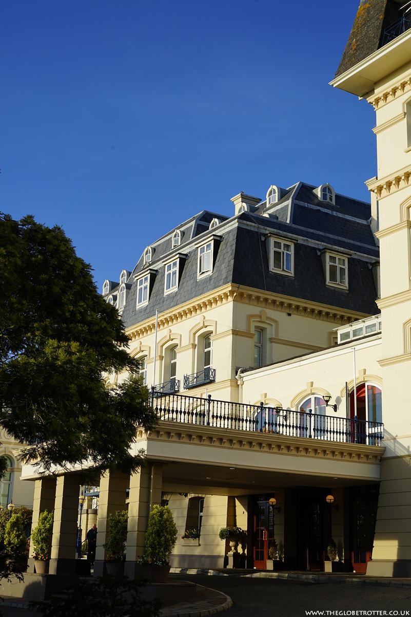 Hotel de France, Jersey - Review