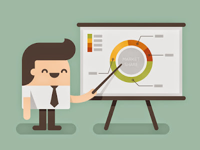 別再做塞滿字的投影片了!10個設計原則,讓你的簡報超專業