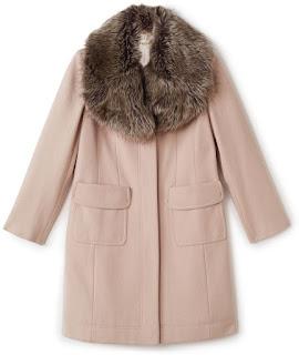 precis petite stacey fur coat
