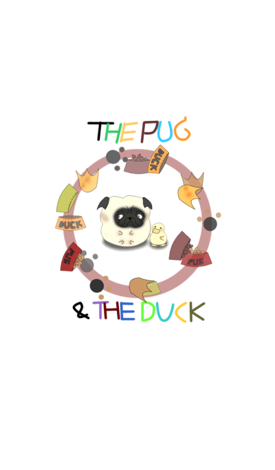 THE PUG & THE DUCK