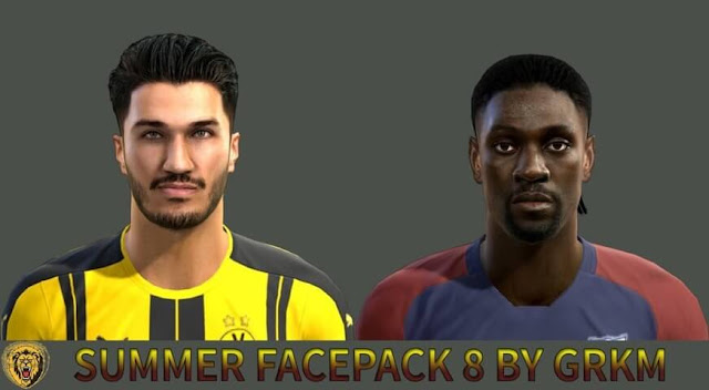 Summer Facepack PES 2013